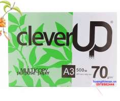 Giấy Clever up 9070 A3 70gsm