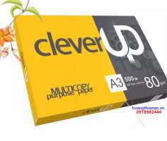Giấy Clever up 9080 A3 80gsm
