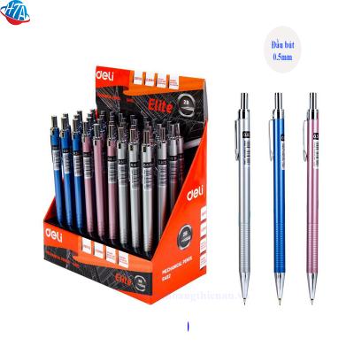 Bút chì bấm Deli 6492 0.5mm