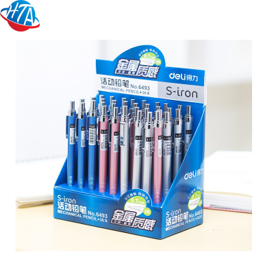 Bút chì bấm Deli 6493 0.7mm