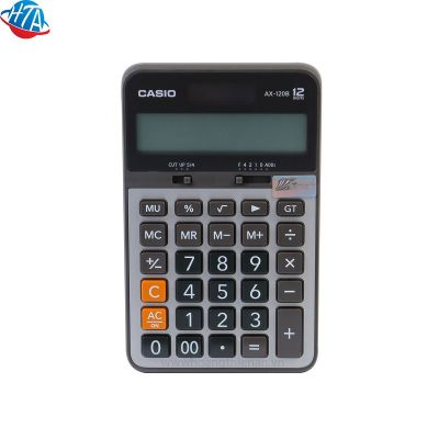 Máy tính Casio AX-120B CH
