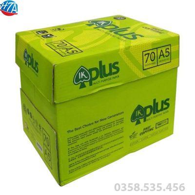 Giấy IK Plus A5 ĐL70gsm