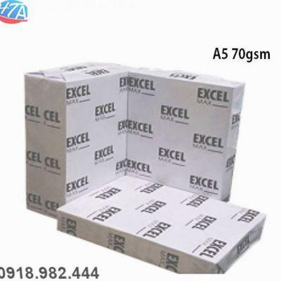 Giấy Excel max A5 DL80