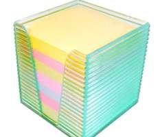 Giấy Note 5 màu không keo XUKIVA (3 màu/hộp)
